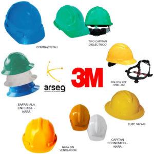 proteccion-cabeza-arseg-3m