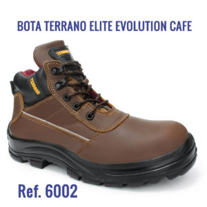 BOTA TERRANO ELITE EVOLUTION